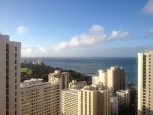 This is actually Waikiki, but trust me after we're done this will feel just as good